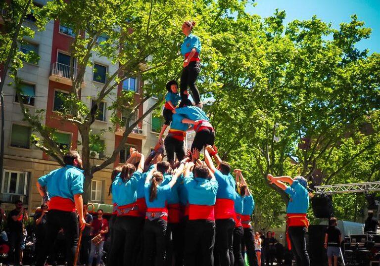 Muixeranga de Barcelona