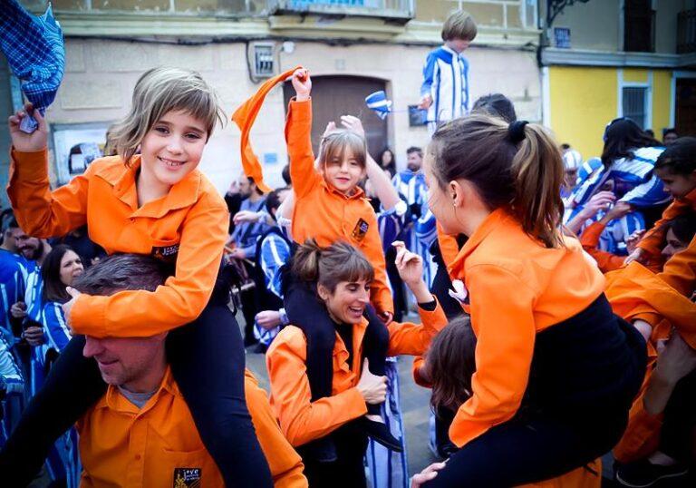 Jove Muixeranga de València