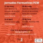 Jornades Formatives de la FCM