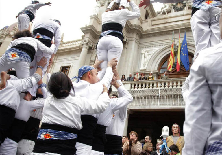 Muixeranga de València